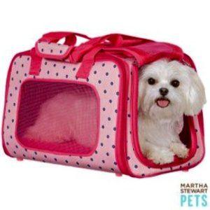 Brand-new MARTHA STEWART Folding Dog Carrier